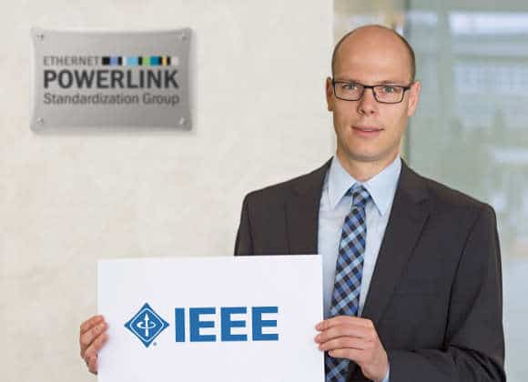 Powerlink wird IEEE61158-Standard