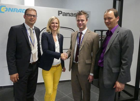 Conrad Business Supplies erweitert Partnerschaft mit PAISEU