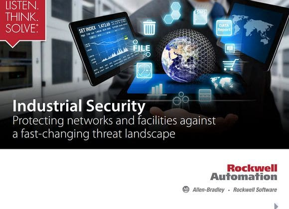 Rockwell Automation stellt Best Practices zu Industrial Security vor
