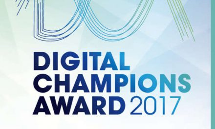 "Endress+Hauser ist ""digital champion"" 2017"