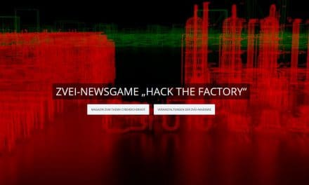 Hack the Factory: ZVEI-Newsgame stellt Cybersicherheit in den Fokus