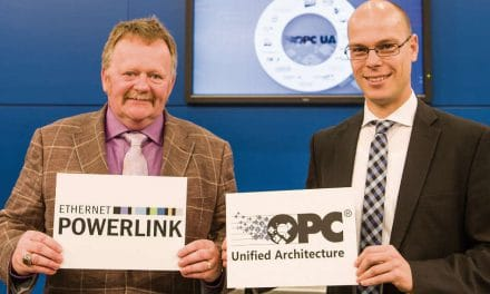 OPC Foundation veröffentlicht OPC UA Specification für Powerlink