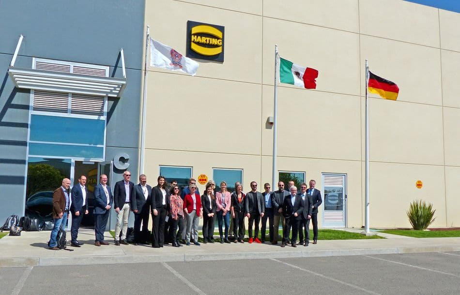 Harting Technologiegruppe verstärkt ihr Engagement in Mexiko