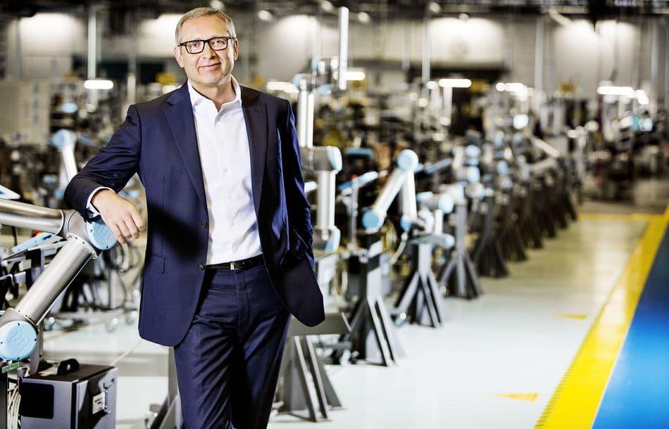 Universal Robots mit Umsatzplus von 72 Prozent