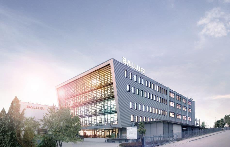 Ein Bekenntnis zur Region: Balluff baut Firmenzentrale in Neuhausen aus