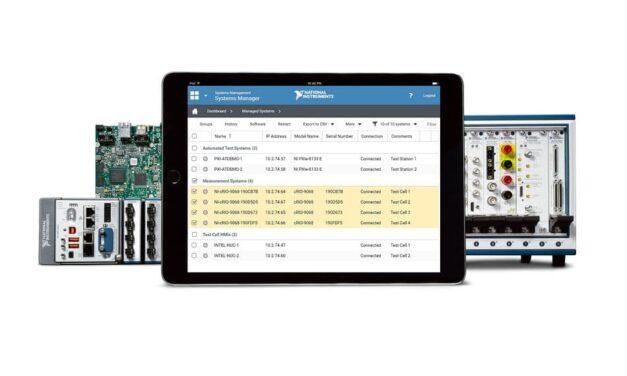 NI veröffentlicht neue Infrastruktur für die Verwaltung verteilter Systeme