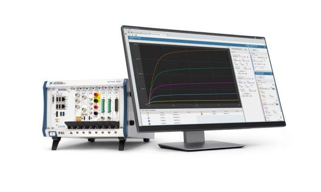 InstrumentStudio von NI vereinfacht Entwicklung und Fehlerbehandlung automatisierter Testsysteme