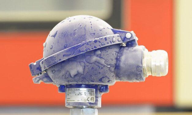 Elektrische Thermometer bis -60 °C Umgebungstemperatur von Wika