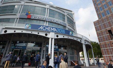 ACHEMA 2018 schließt erfolgreich ab
