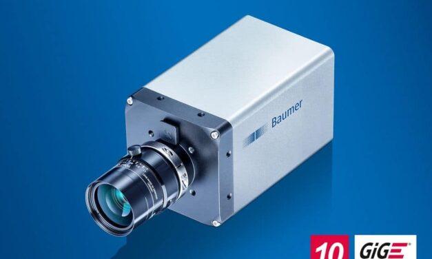 10 GigE Kameras der LX-Serie erkennen mit Sony Pregius Sensoren feine Details in schnellen Applikationen
