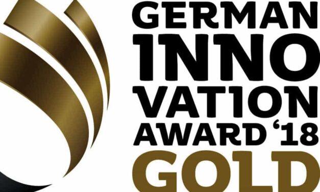 Endress+Hauser erhält den German Innovation Award