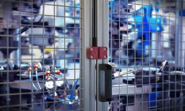 SMART Safety Sensor SRF von Bernstein erhält Red Dot Award