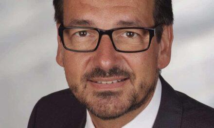 Omron Electronics stellt Dr. Klaus Kluger als General Manager Central Eastern Europe vor