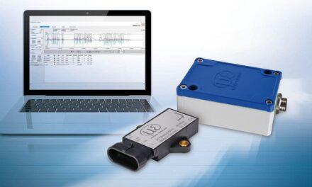 Micro-Epsilon präsentiert Sensor zur hochgenauen Messung von Neigung, Beschleunigung und Vibration