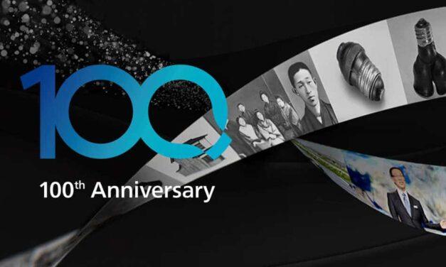 Panasonic feiert sein 100-jähriges Bestehen