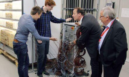 Individuelle Messtechnik sorgt für Prozesssicherheit bei Viessmann-Kühlmöbeln