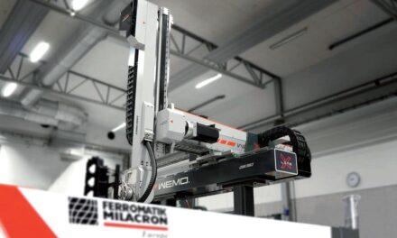 Energieführungen in Highspeed- Anwendungen der Robotik