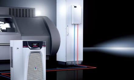 IoT Interface stellt effiziente Klimatisierung von Schaltschränken sicher