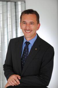 Dipl. Wirt.-Ing. (FH) Dietmar Buxbaum, Geschäftsführer Buxbaum Automation GmbH