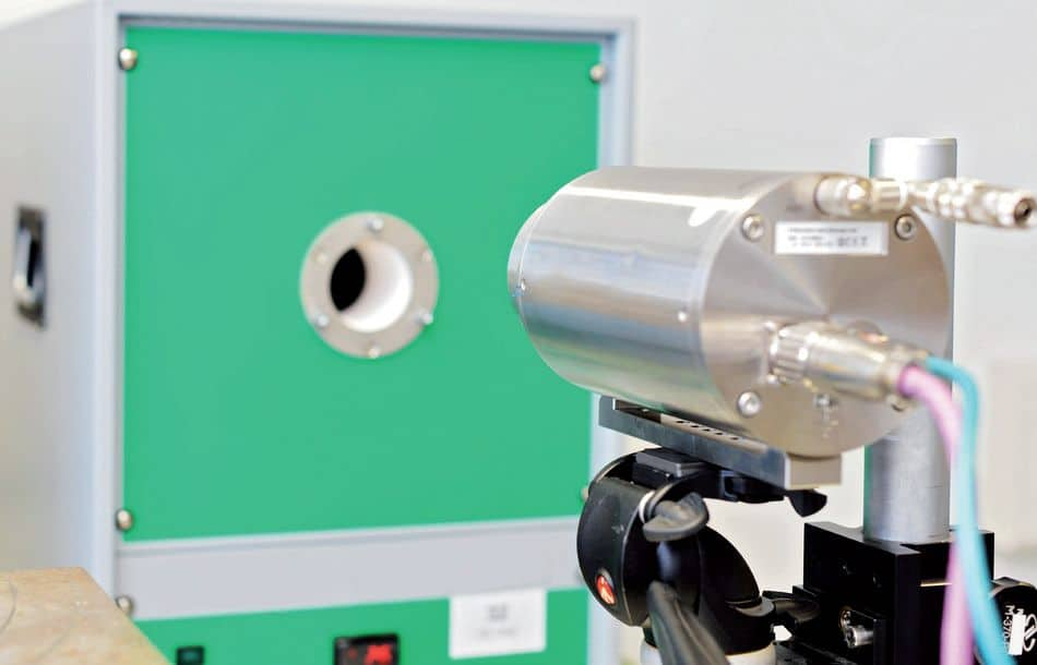 Worauf es bei der Kalibrierung von Thermografiekameras ankommt