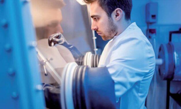 Überwachung der Bio-Dekontamination mit verdampftem Wasserstoffperoxid