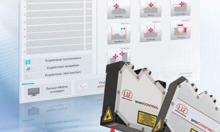 Laser-Scanner-Software ermöglicht nun auch Spaltmessungen