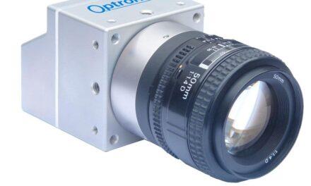 Optronis präsentiert neue High-Speed-Kamera-Serie mit CXP-12-Schnittstelle