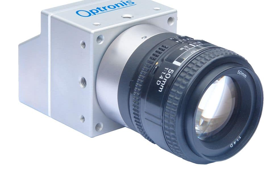 optronis pr sentiert neue high speed kamera serie mit cxp. Black Bedroom Furniture Sets. Home Design Ideas