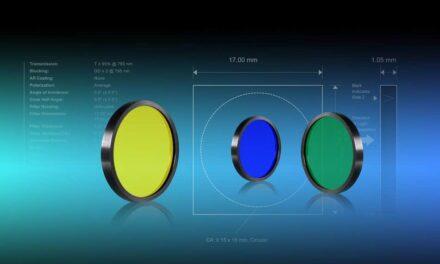 AHF Analysentechnik bietet kundenspezifische Filterdesigns