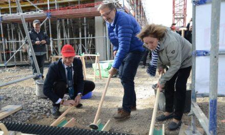 Phytec Technologie Campus feiert Grundsteinlegung in Mainz