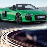 Lasergestützte Schweißnahtprüfung unterstützt die Qualitätskontrolle bei Sportwagen von Audi