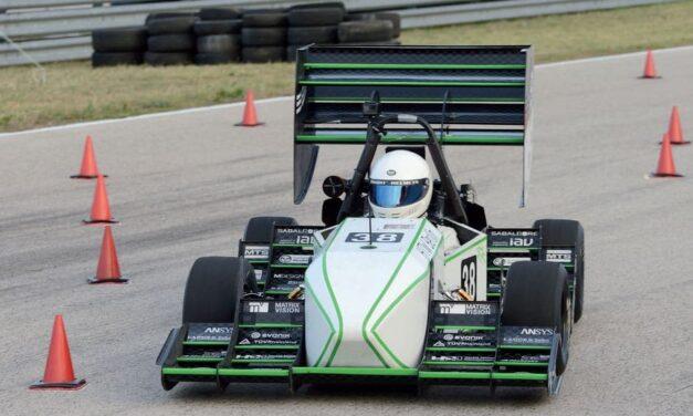 Industrielle Kamera bringt hohe Auflösung in den Motorsport