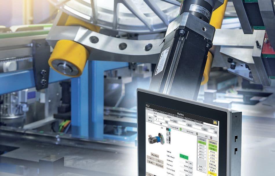 Bedienkonzepte für die vernetzte Industrie sind heute vielseitig, intuitiv und übersichtlich