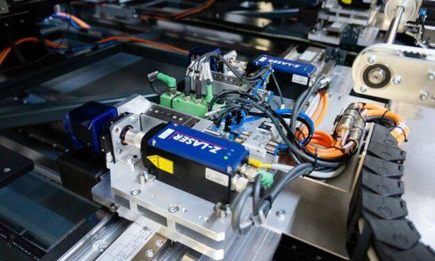 Lasermodule verbessern den Wirkungsgrad bei Dünnschicht-Solarmodulen