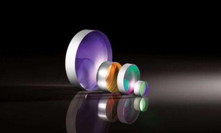 Edmund Optics zeigt Laserlinienspiegel mit mehr Beschichtungen