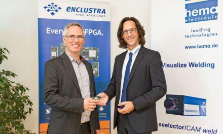 Hema Electronic und Enclustra schließen Technologiepartnerschaft