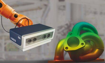3D-Messtechnik von Isra Vision für kleinste Details