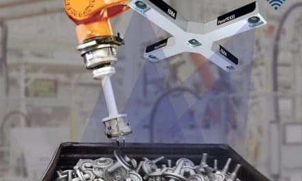 Isra Vision stattet Sensor mit Quad-Camera-Technologie aus