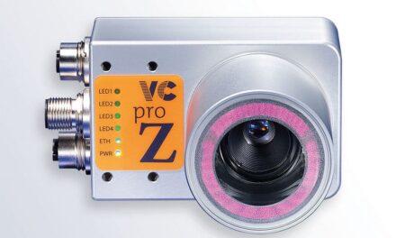 Notavis stellt seine Smartkamera mit WebApp-Software vor