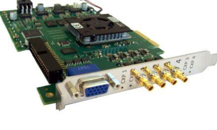 CoaXPress-Framegrabber-Serie von Silicon Software komplettiert