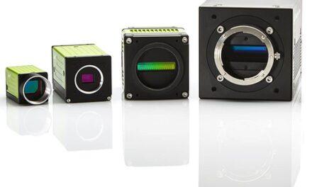 JAI präsentiert neue industrielle Flächen- und Zeilenkameras