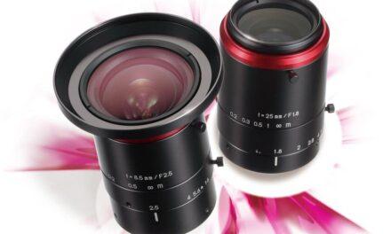 Neue Kowa 1.1″ 12MP Objektivserie optimiert für Sony Sensoren