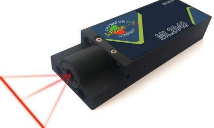 Frankfurt Laser Company: Neue Hochleistungs-Linenlasermodule