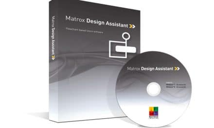 Matrox presents its newest version of Matrox Design Assistant flowchart-based software