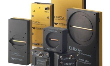 Stemmer Imaging vermarktet nun Produkte von Teledyne e2v