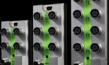 Robuste Industrial Ethernet Switches von Terz für die Bildverarbeitung