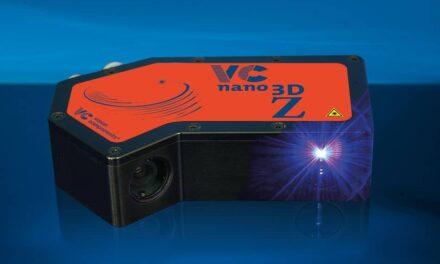 Vision Components Lasersensoren für Embedded 3D-Bildverarbeitung