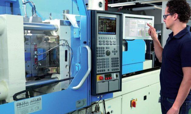 Prozessüberwachungssystem stellt optimalen Produktionsverlauf von Kunststoffteilen sicher