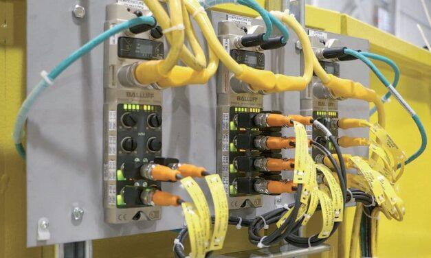Schnelle Installation, höhere Produktivität und geringere Stillstandszeiten