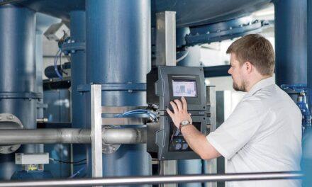 Gehäuse für die Wasseraufbereitung halten Elektronik und Sensormodule trocken